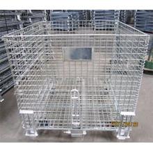 Cage de stockage en acier d'entrepôt