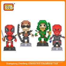 Figura de plástico de encargo de los juguetes;