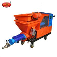 Máquina de pulverização de argamassa de parede Equipamento de pintura por pulverização