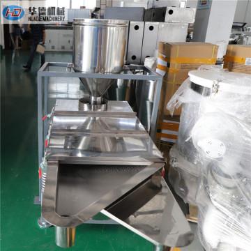 Heißschneidende Granulatorlinie für Kunststoffpellets