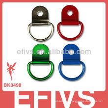 Пряжки для вышивания из металлической пряжки Paracord Bracelet Buckles