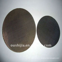 316L Stainless Steel Filter Piece (From Factory)