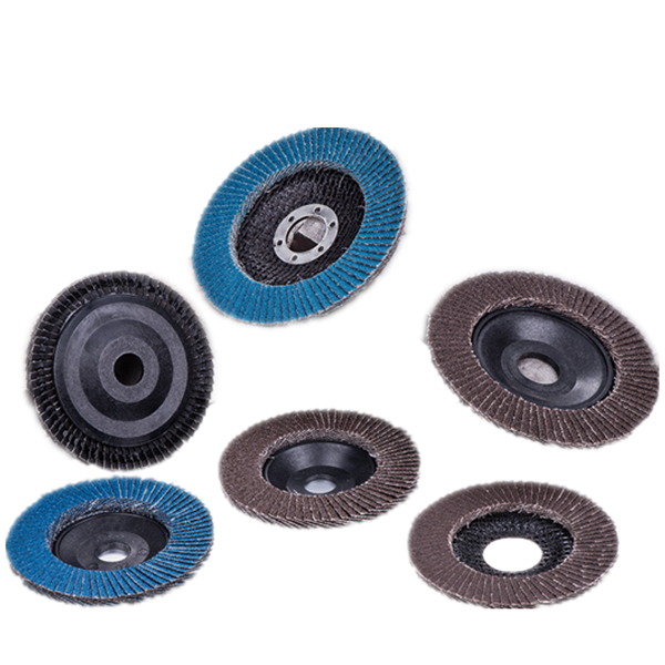 Calcined Sand Cloth Flap Disc wheel