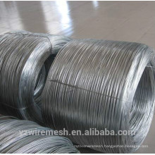 Galfan galvanized wire/Galfan galvanized steel wire/Galfan galvanized iron wire