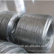 Fio de aço galfan galvanizado a quente (liga Zn & Al) Fabricação fornecendo diretamente