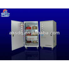 SVC(TNS-30KVA) Three-Phase High-Precision Automatic AC Servo Motor Control Copper Coil Voltage Stabilizer