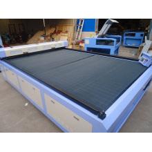 Máquina de gravura de madeira do laser do cortador do laser do ofício de bambu