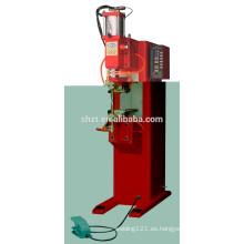 Automática de aire de enfriamiento de aire neumático operado máquina de soldadura por puntos