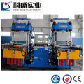 Machine de moulage de presse en caoutchouc pour produits en silicone en caoutchouc (KS400V4)