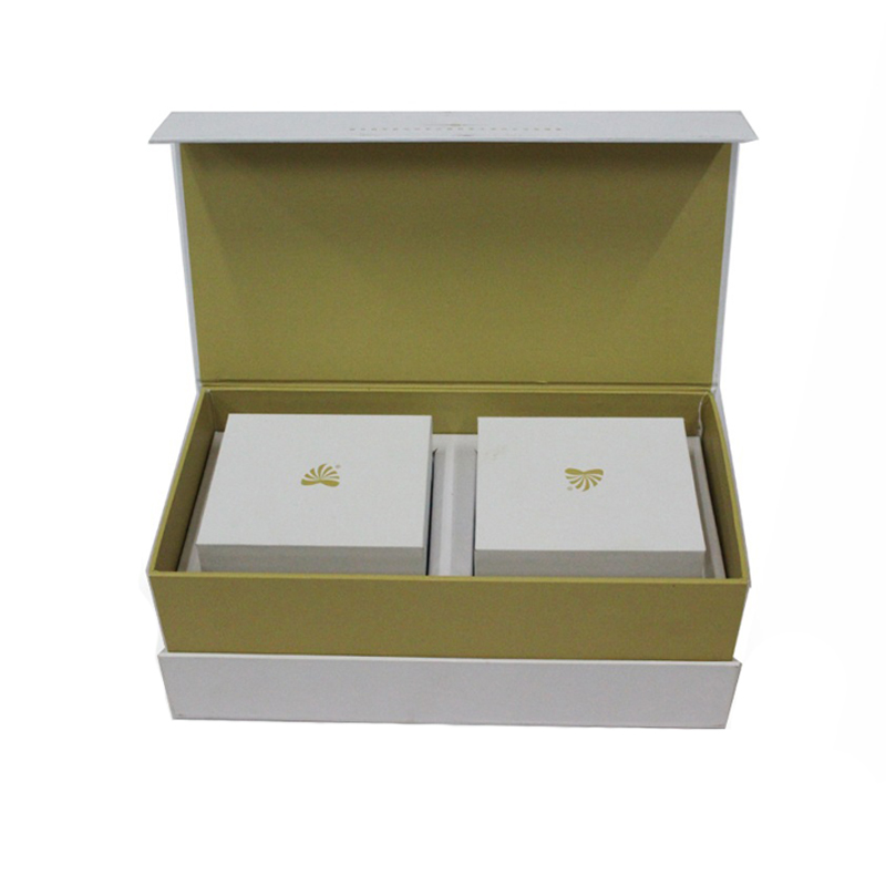Book Shape Cosmetic Packaging Box