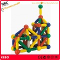 Vibrant Assorted Rainbow Colors | Construction Toy