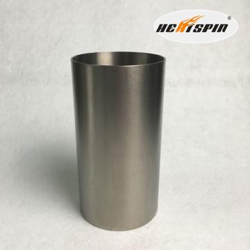 Cylinder Liner / Sleeve S6kt Diâmetro 102mm para Caminhão Mitsubishi