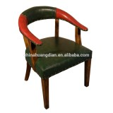 Restaurant chair antique leisure dining chair HDC1504                                                                                                         Supplier's Choice