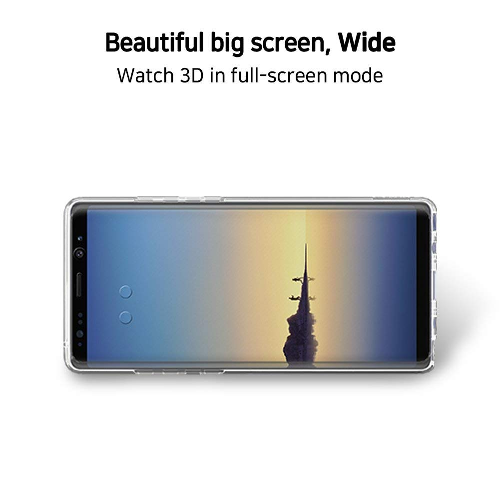 Snap3d For Samsung Note 8 Details