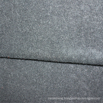 Dyed Plain Solid Knitting T/C Terry Coat Cloth