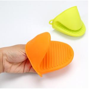 Silicone Gloves Pot Heat-resistance Holder Grip for Pot