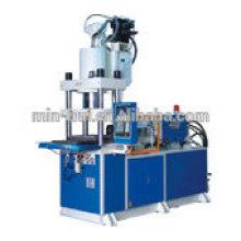 120tons Máquina de moldeo por inyección de plástico horizontal de sujeción vertical Vertical