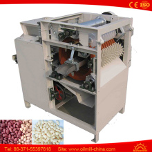 Wet Method Almond Chickpeas Soybean Peanut Broad Bean Peeling Machine