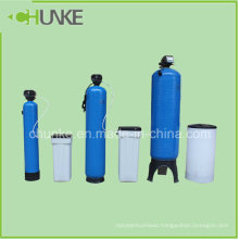 Industrial Boiler 1054 FRP Resin Hard Water Softener Treatment Equipment