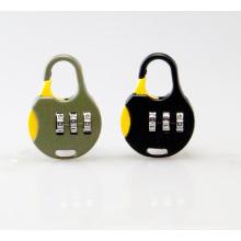 Alliage de zinc coloré combinaison école sac cadenas