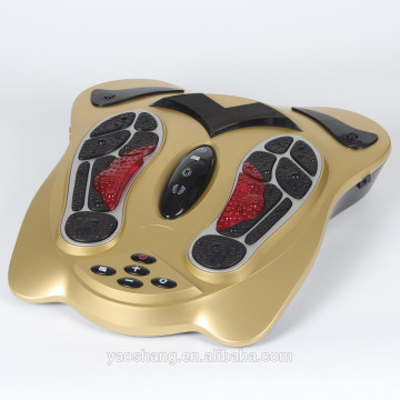 Promotional electric foot massage with EMS treatment