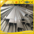 Zhl Usine 6063 T5 Aluminium U Profil