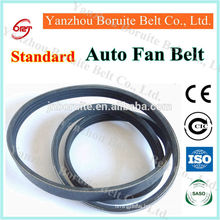 4PK1755 rubber auto poly v belt for DAIHATSU YRV