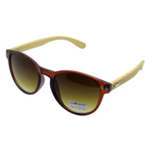 Vintage Fashion Bamboo Sunglasses (SZ5752)