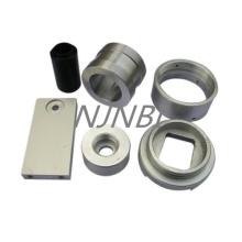 Piezas de mecanizado de precisión de aleación de aluminio