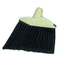 Outdoor Plastic hot heavy duty cleaning soft sweeping easy push washing dual angle wide head broom