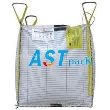 Grand sac pour poudre chimique avec fonction conductrice