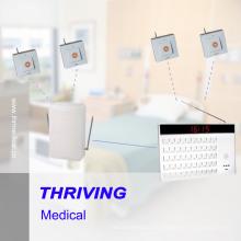 Fácil de usar e instalar! Sistema de llamadas inalámbrico para enfermeras