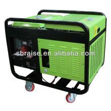 Utiliser à la maison un générateur portable LPG de 2500 watts