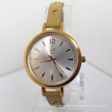 Womems Legierungs-Uhr-Mode-billige heiße Uhr (HL-CD032)