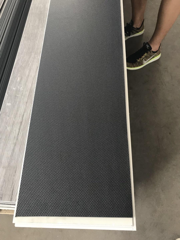 spc flooring underlay