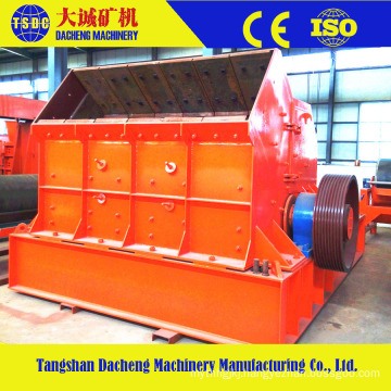 China High Capacity Mining Machinery Hammer Crusher