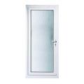 Kunststoff-Flügelfensterprofil für PVC-Badezimmertür