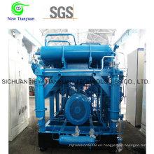 Compresor de gas natural de alta presión para estación madre CNG