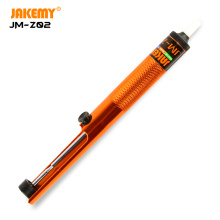 JAKEMY JM-Z02  Professional Aluminum Alloy Solder Sucker Tin Sucker with  Anti-slip Handle for Desoldering