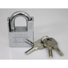 Пластмассовый окрашенный железный замок с ключами Atom