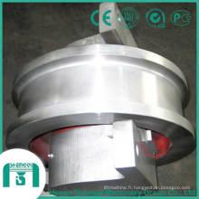 Atelier international certifié utilisant la roue pour la grue