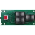 Peças de elevador - sistema de controle de comunicação Serial do microcomputador Full Modbus (PU3000)