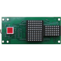 Лифт частей--микрокомпьютер Modbus полный последовательный системы управления (PU3000)