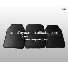 Protège-torse en composite de kevlar et de céramique