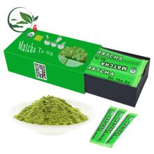 Hot Selling Organic Matcha On The Go