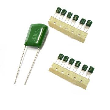 104j250V 682j 1600V Green Polyester Film Capacitorcl11 0.1UF 400V