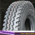 Venta caliente de la fábrica buen precio 315 / 80r22.5 295 / 80r22.5 neumático chino del carro