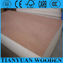 Hot Sale 12mm Bintangor Plywood, Okoume Plywood with Cheap Price
