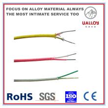 Cable trenzado de sobrerrecubrimiento de vidrio en longitudes de 10 y 25 pies
