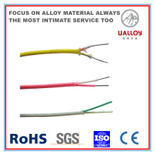 Yellow Positive Red Negative Thermocouple Wire